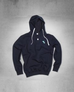 Sudadera View Navy Sea
