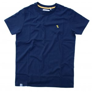 CAMISETA pelicano navy yellow